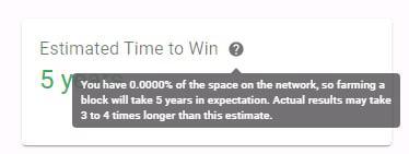 Майнинг ЧИА - аренда сервера окупится через 5 лет.
